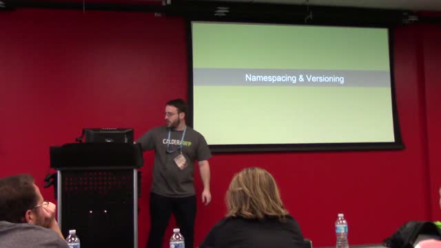 Josh Pollock: Extending the WordPress REST API