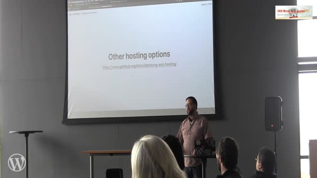 Alex Gustafson: Blazingly Fast Freedom: Headless WordPress and GatsbyJS