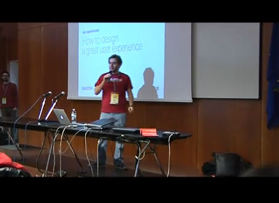 Luca Mascaro: UX mix – Come creare un'esperienza d'uso eccellente