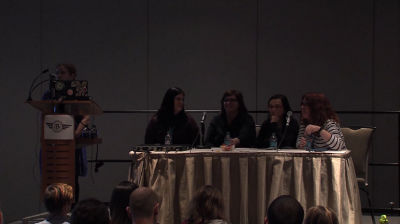 Bridget Willard, Francesca Marano, Miriam Goldman, Rachel Cherry, Tessa Kriesel: Women In WordPress Panel