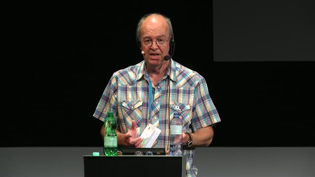 Graham Armfield: Assistive Technology Demo