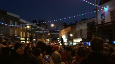 Blackheath Christmas Lights Switch-On