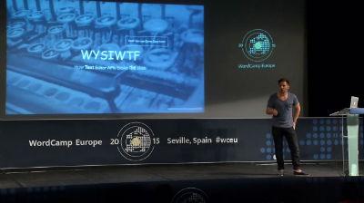 Adrian Zumbrunnen: WYSIWTF