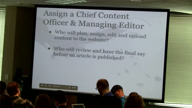 Scott Offord: Creating and Promoting Compelling Content Through Blogging