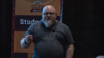 Topher DeRosia: WordCamp Crazy: Leveraging WordPress for World Peace