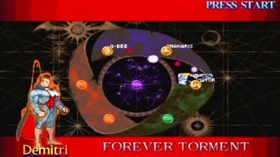 Video Game Classic: Darkstalkers 3 (Arcade Gameplay)