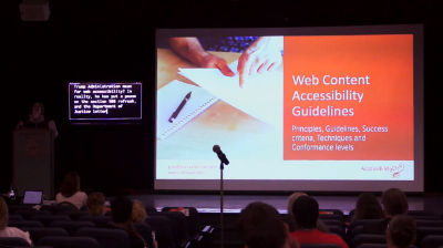 Gian Wild: Creating an Accessible WordPress Site