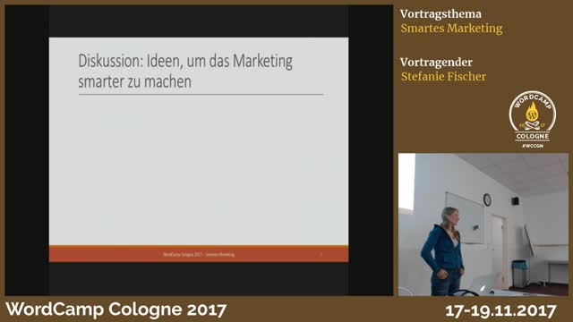 Stefanie Fischer: Smartes Marketing