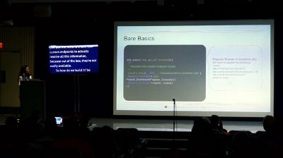 Meeky Hwang: Slick Websites with Custom API Endpoints