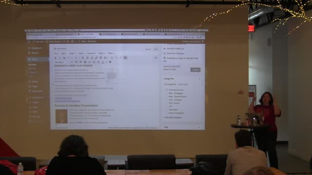 Lacy Paschal: Coding from 1999 - HTML Email and WordPress