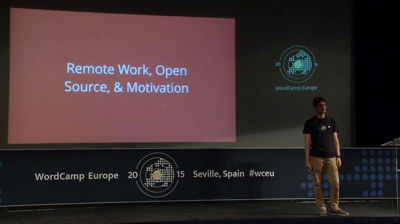 Tom Willmot: Distributed, Open Source, Happiness