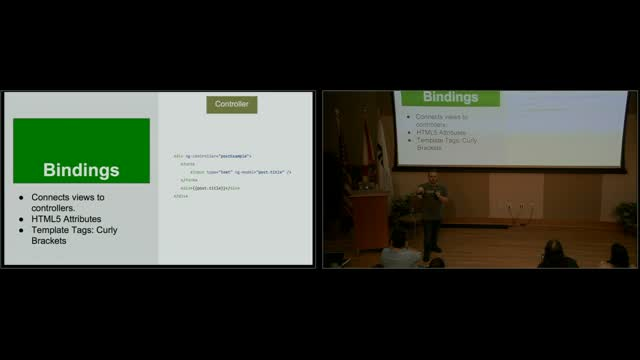 Josh Pollock: Intro to AngularJS