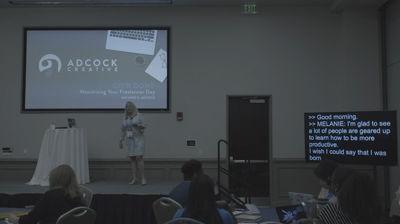 Melanie Adcock: Git 'r Done: Maximizing Your Freelancer Day