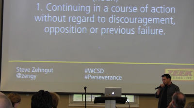 Steve Zehngut: Perseverance - What Does It Take To Step Out On Your Own and Stick To It?