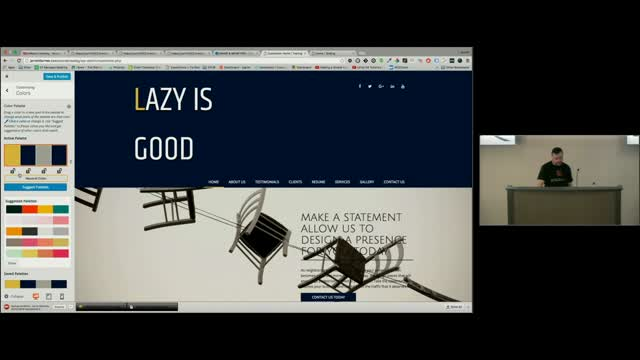 Jerrett Farmer: WordPress for Lazy People