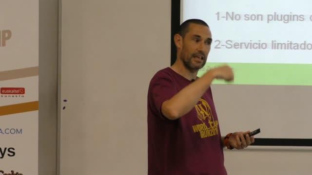 Carlos Zubialde: ¡La logística y el transporte se pueden implementar en WordPress!