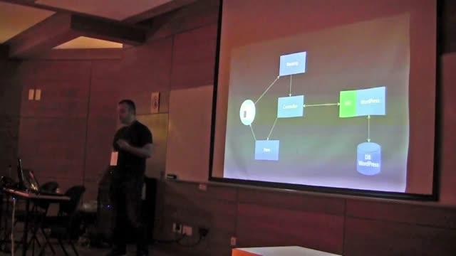 Jesús Amieiro Becerra: Laravel, WordPress e a API REST: usando WordPress como xestor de contidos en