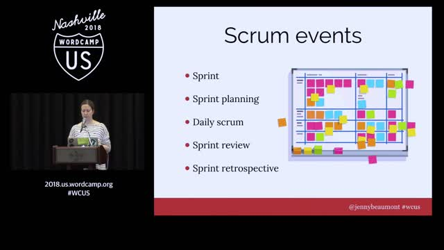 Jenny Beaumont: Scrum for ~dummies~ devs