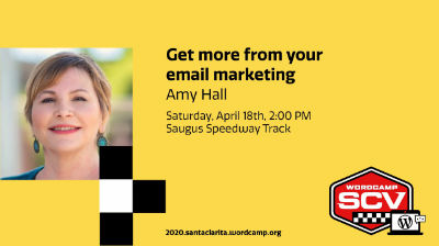 Amy Hall: Get more from your email marketing