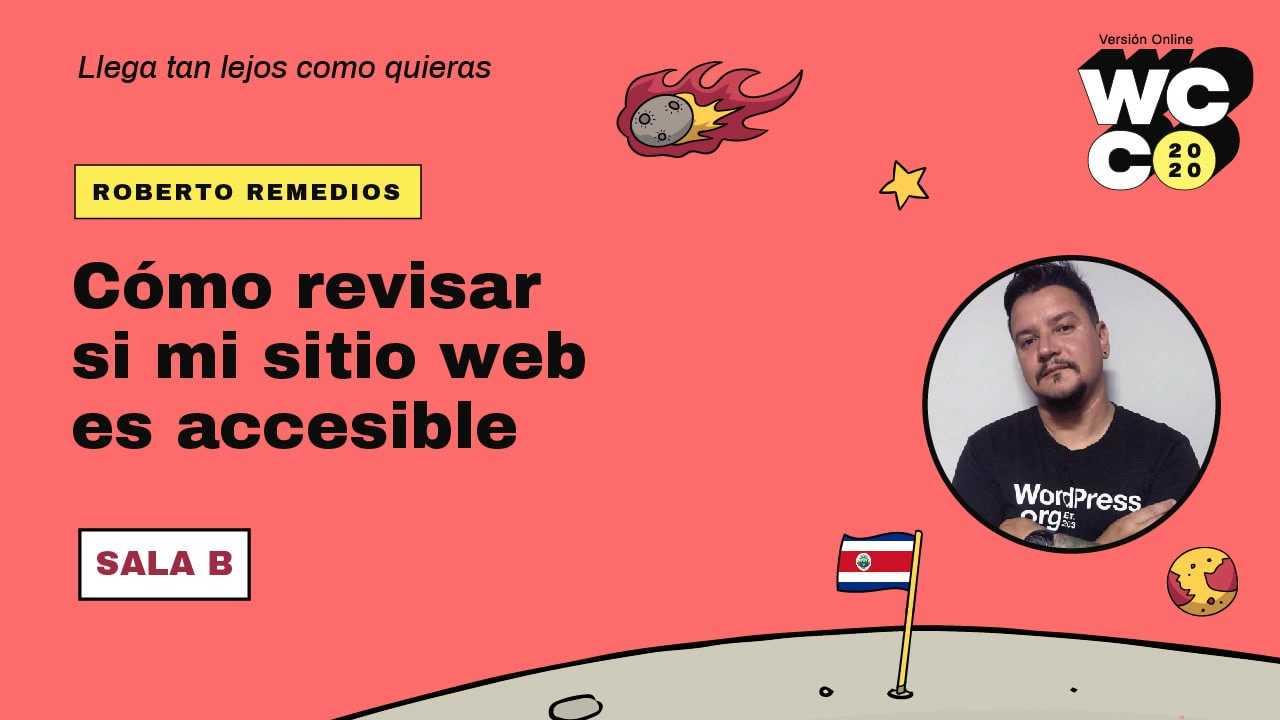 Roberto Remedios: ¿Cómo revisar si mi sitio web es accesible?
