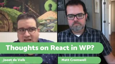 AWP Gutenberg Interview Series with Joost de Valk