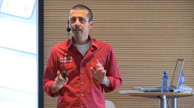 Andy García: ¿Cómo crear una red social desde cero?