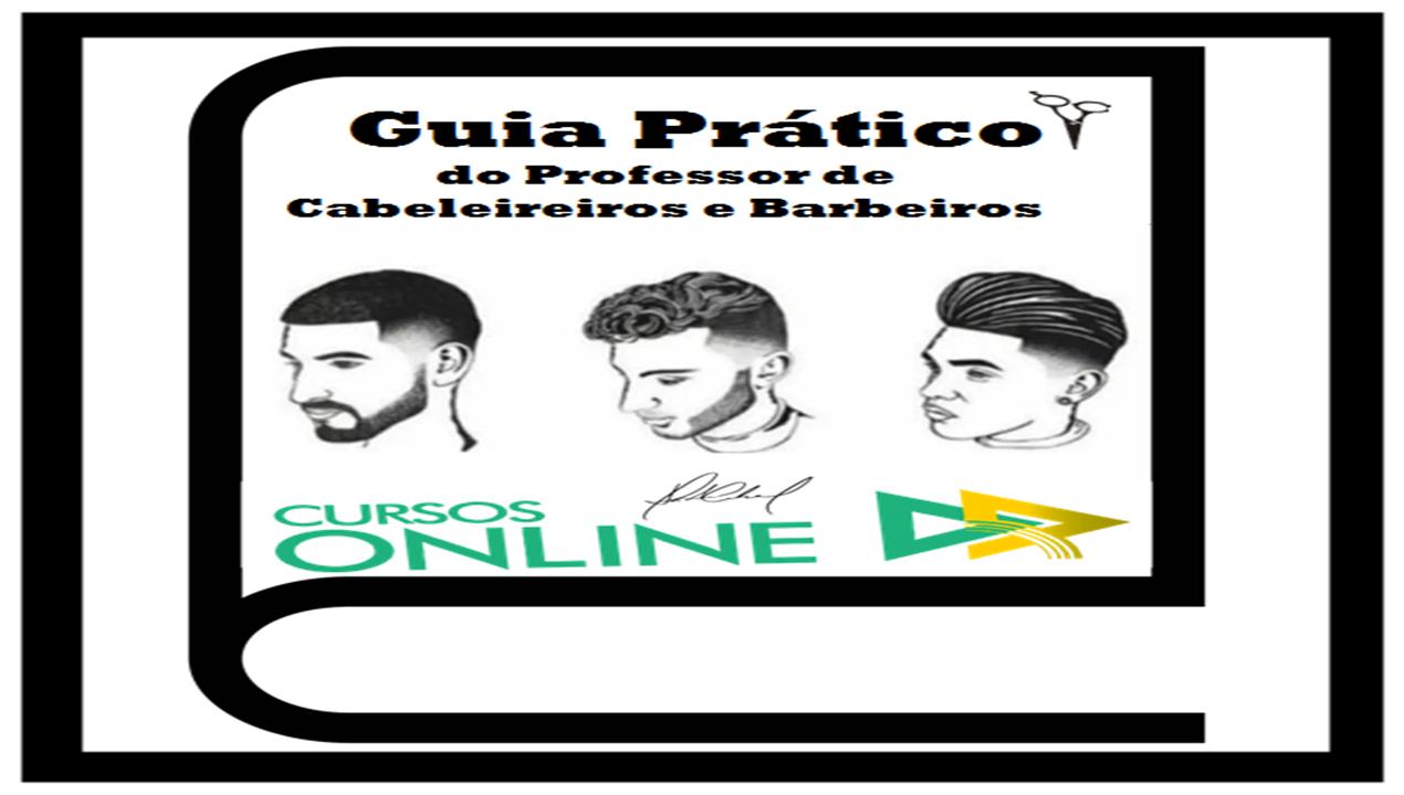 🔴 Curso Para Instrutor de Barbeiro e Cabeleireiro.