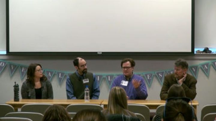 Reflections on the Divorce Rate, Aaron Bacue (Love Talk Film Festival, Expert Panel, 2015)