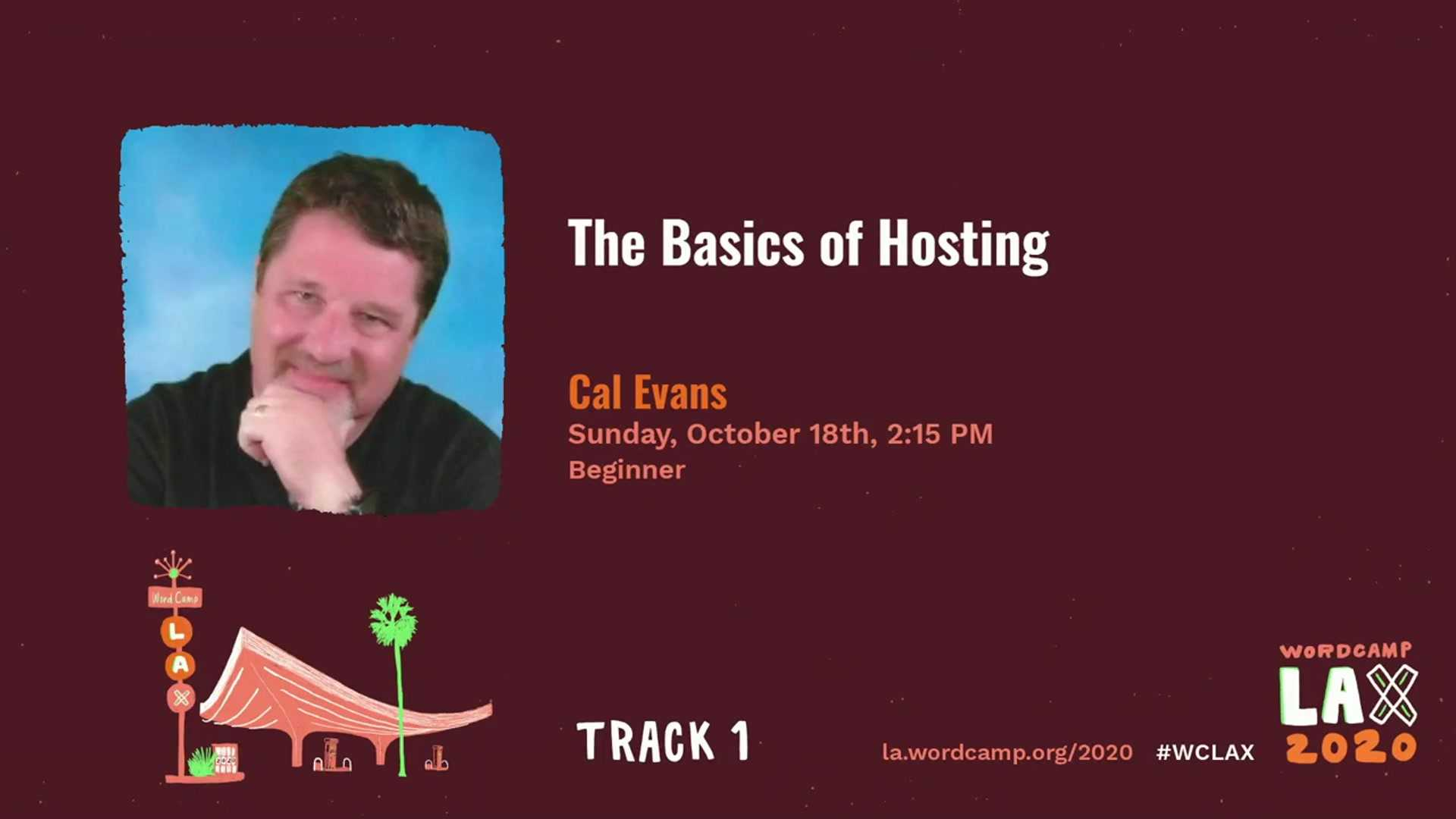Cal Evans: The Basics of Hosting