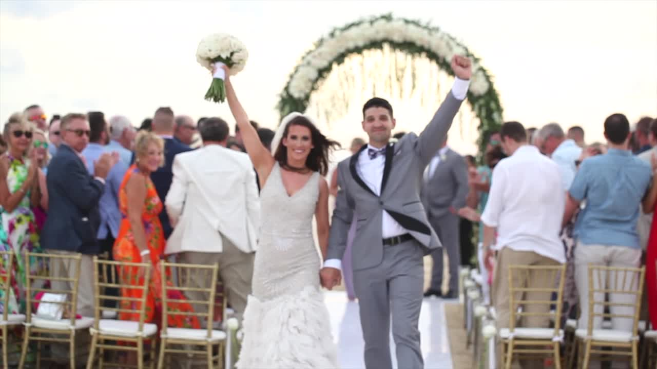 Wedding Day Video -  Kourtney  + Kyle