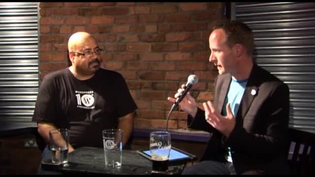 Mike Little, Simon Dickson: WordPress Co-founder Mike Little on The Birth of WordPress