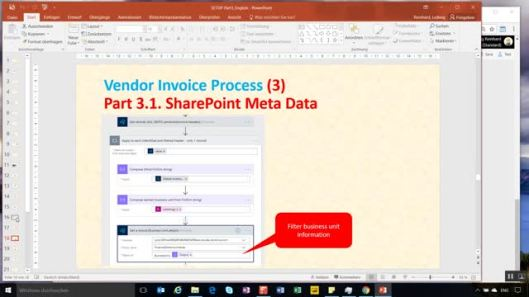 Vendor invoice recording   Dynamics 365FO/AX Finance & Controlling