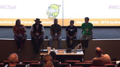 James Carmody, Ricky Blacker, Jo Minney, Michael Viller, Luke Panel of Experts – Q&A – Page Builders