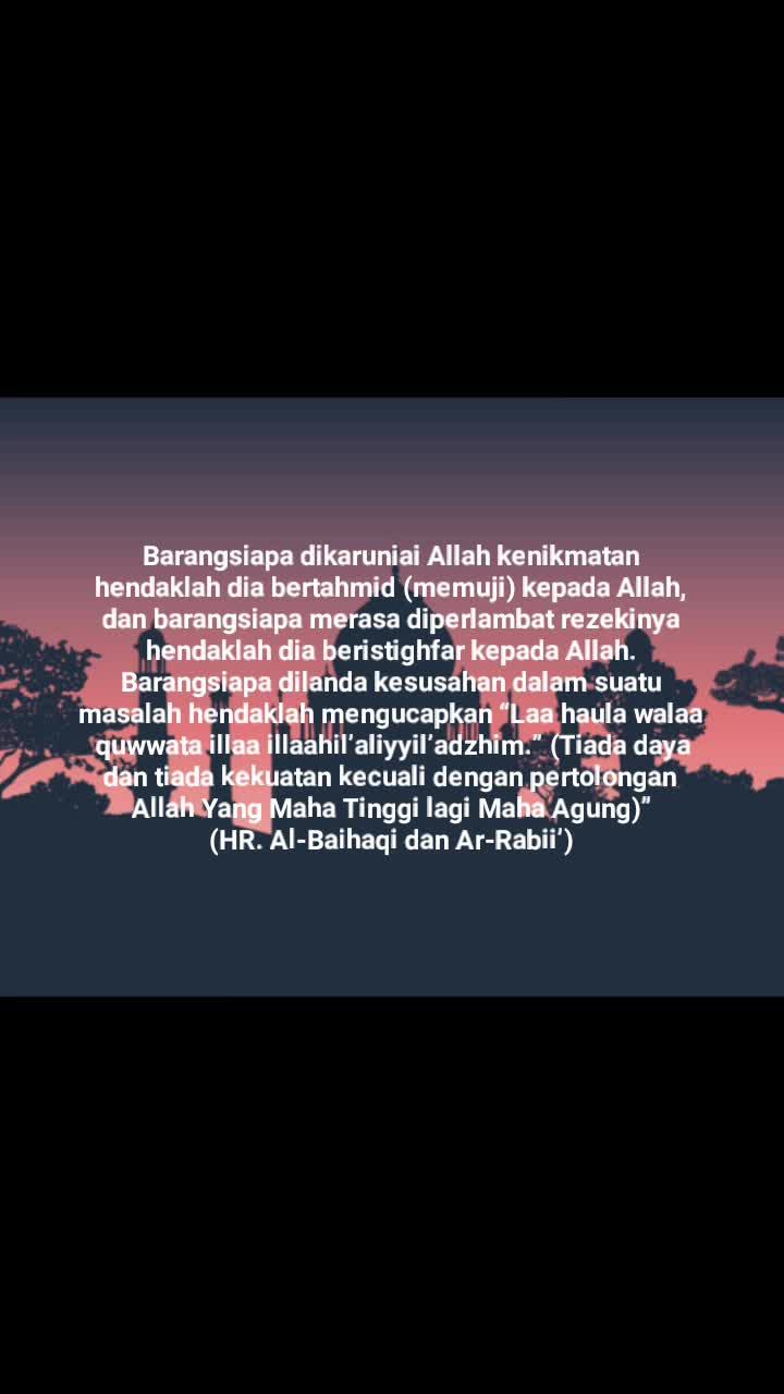 Kumpulan Video Kata Kata Mutiara Islami Dan Hadist Kata Kata Mutiara Dan Quotes Islami