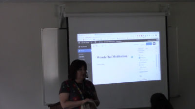 Sheila Oliver: WordPress 101 Workshop Part 4
