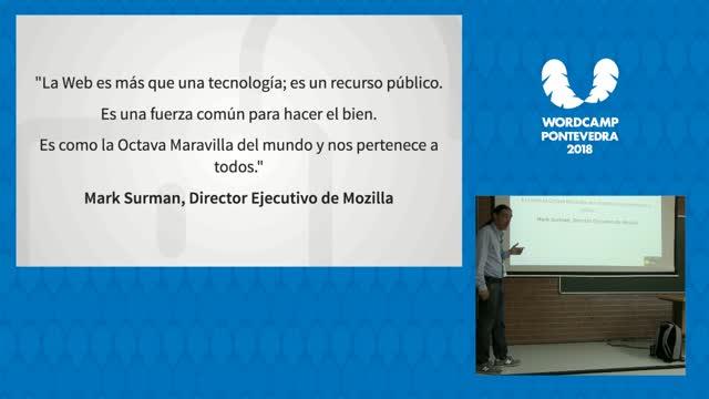Pablo Arias: El sotware libre en una web abierta