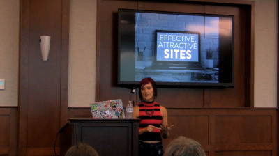 Michelle Schulp: DIY Design - Think Like A Designer When Creating Your Site