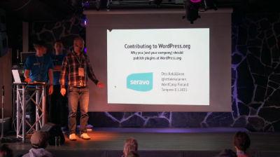 Otto Kekäläinen: Why You Should Publish a Plugin on WordPress.org