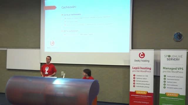 Pavel Zedník: Tipy a zkušenosti hostingové společnosti s WordPressem