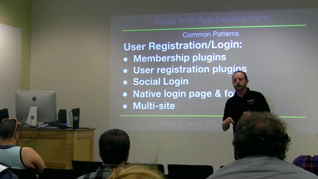 Corey Maass: Rapid Web App Development On WordPress
