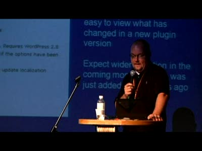 Brad Williams: WordPress Security
