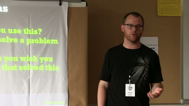 Austin Gunter: Lean Product Development – 4 Steps to Build Something Your Customers Want to Buy