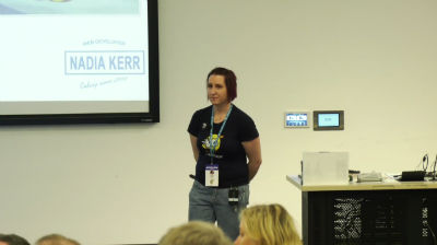 Nadia Kerr: Basics of Search Engine Optimisation
