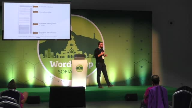 Stefan Sovrlić: Improving post click experience using advanced tracking methods