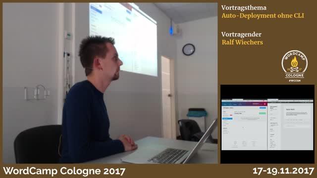 Ralf Wiechers: Auto-Deployment ohne CLI