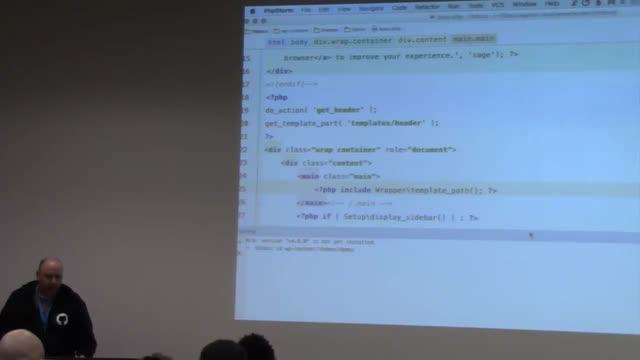 Jimmy Smutek: WordPress Workflows with PHP Storm