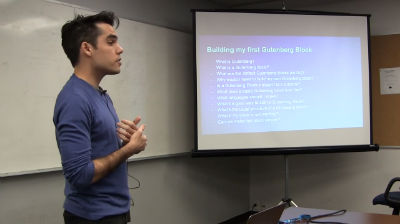 Thiago Loureiro: Building my first Gutenberg Block