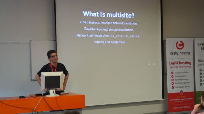 Thomas Scholz: Writing Code for Multisite