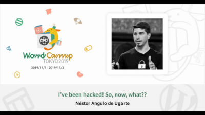 Néstor Angulo de Ugarte: I've been hacked! So, now, what??