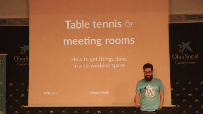 Franz Vitulli: Table Tennis and Meeting Rooms